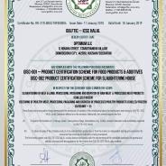 GulfTIC Certificate